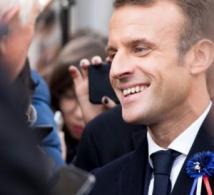 La lettre au Président de la République Française Emmanuel Macron !