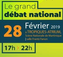 CÉSECÉM / Les propositions des Martiniquais sur la plateforme du Grand Débat National