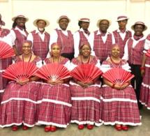 Le groupe très attendu Januka de la Jamaïque qui arrive aujourd'hui.