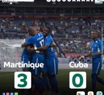 3 à 0, la Martinique reprend... Tous les espoirs sont permis