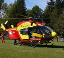 Hélicoptère : Un hélico neuf ... Vive la France !