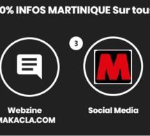 Icimartinique.com : le portail les radios, le mur , le webzine et les wibinars . Un pur player 100 % internet optimisant son impact avec les partenaires médias traditionnels Radio, télé, presse écrite.