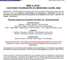 Covid 19- Martinique- ODYSSI Confinés et sans eau dans les maisons  ...